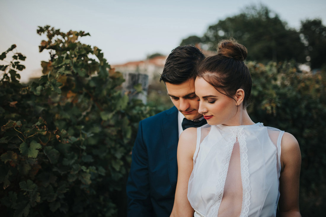 vineyard wedding istria